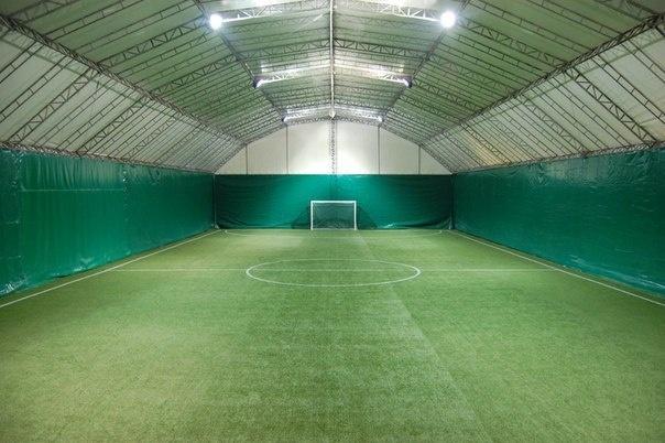 Залы для тренировок футбол в самаре